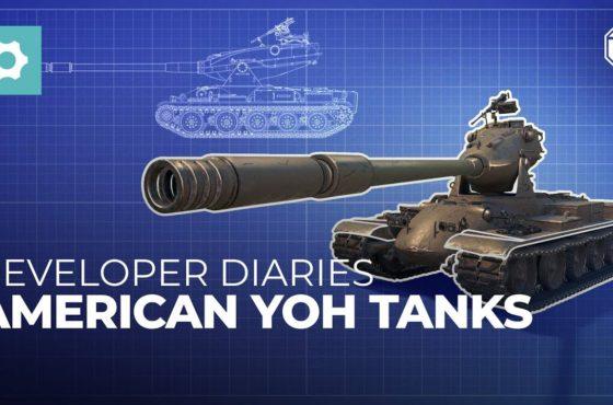 Developer Diaries: American Yoh Tanks
