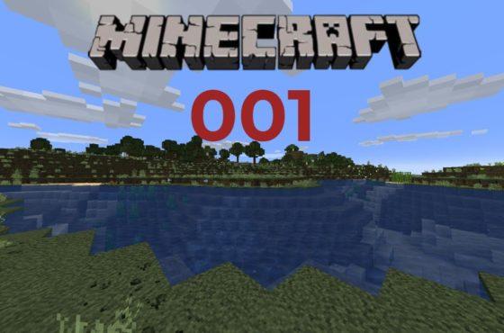 Minecraft Lets Play #001 [HD] – Der Totale Härtetest?!