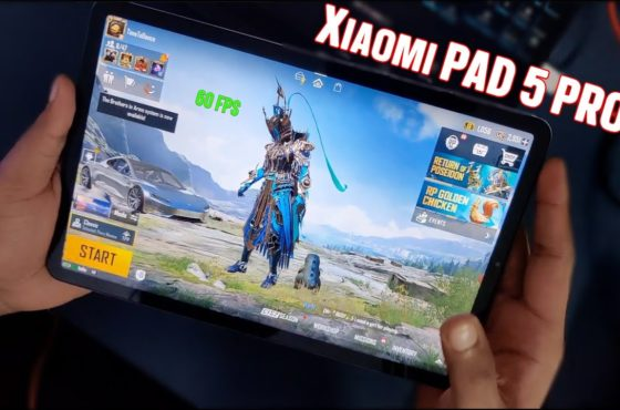 Xiaomi PAD 5 PRO BGMI Gaming Test with FPS & Heating | PUBG Mobile Gameplay Hindi