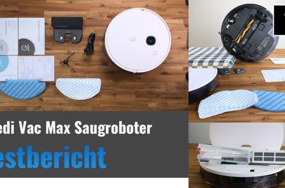 Yeedi Vac Max im Test – Saugroboter mit optionaler Absaugstation