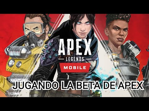 APEX LEGENDS MOBILE Beta test on Xiaomi Redmi 9 | Balanced graphics no edit