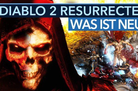 Alle Neuerungen von Diablo 2 Resurrected in 11 Minuten