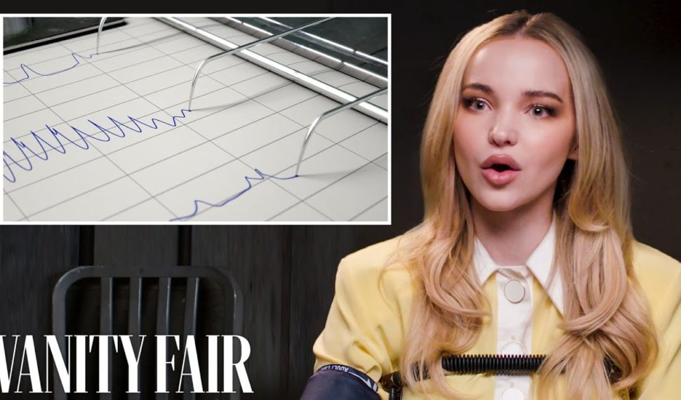 Dove Cameron Takes a Lie Detector Test | Vanity Fair