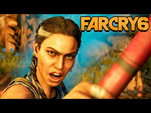 Far Cry 6 Gameplay German PlayStation 5 #08 – Claras Heldenansprache