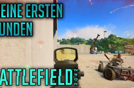 ENDLICH Battlefield 2042 !!! | Und ich wechsel zu Maus und Tastatur…