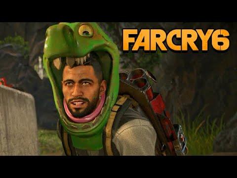 Far Cry 6 Gameplay German PlayStation 5 #22 – Alte Krokodilfarm