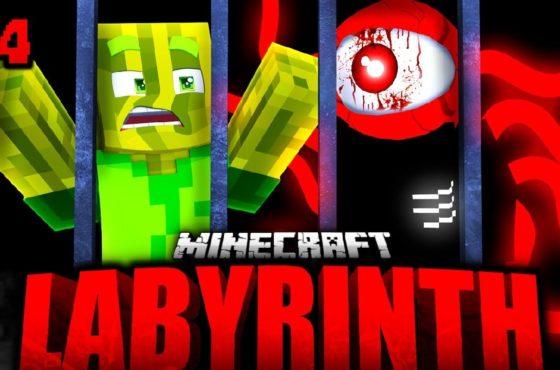 1 NACHT EINGESPERRT… MIT %҉̵̕Σ̲̟̽ͪͮͫ̑Ξ̣̙̳̘͍̞́Ω҉͖̲̙̦̭͙ξ?! – Minecraft LABYRINTH #04 [Deutsch/HD]
