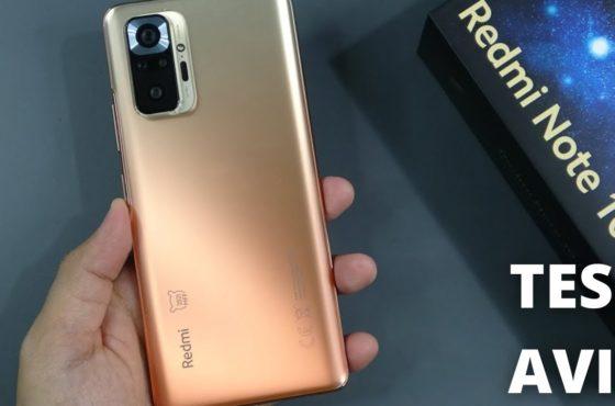 🥇 Smartphone Xiaomi Redmi Note 10 Pro – Test & Avis (2021)