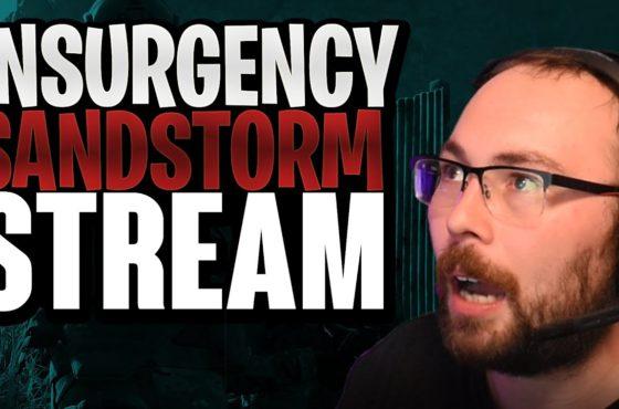 🔴INSURGENCY SANDSTORM IM TEST! – Insurgency Sandstorm Live Stream Deutsch