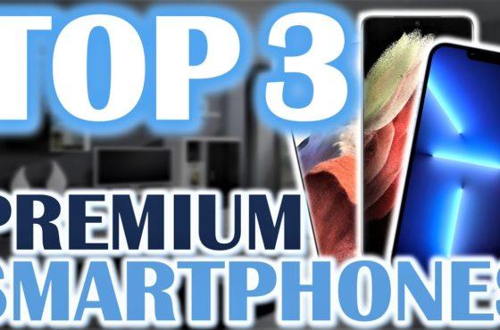 TOP 3 OBERKLASSE SMARTPHONES 2021   Xiaomi Mi 11 Ultra vs  Galaxy S21 Ultra vs iPhone 13 Pro Max