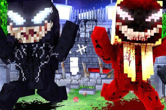 AUSBRUCH als VENOM ist 100% UNFAIR?! – Minecraft GEFÄNGNIS