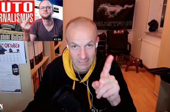 """Nico Pliquett """"Warum Autotests GEKAUFT sind"""" – Wie stehe ich zu diesem Video? Konserve Live Reaction"""