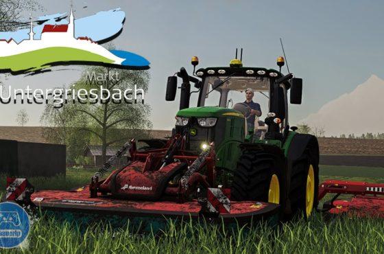 LS19 Untergriesbach #201 Fertig gemäht | Head-Tracking | Landwirtschafts-Simulator 19