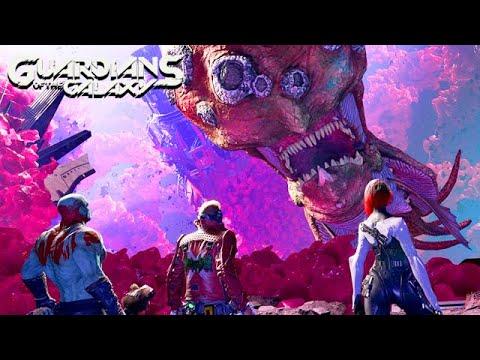 Guardians of the Galaxy Gameplay Deutsch #04 – Erster Epischer Boss Fight