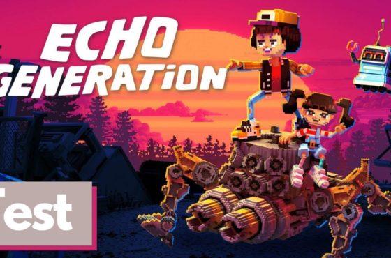[Test] Echo Generation – Ein seltsames, aber charmantes Old-School-Rollenspiel